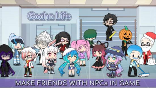 Gacha Life Pour PC