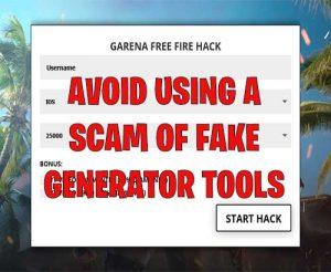 Garena Free Fire Hack
